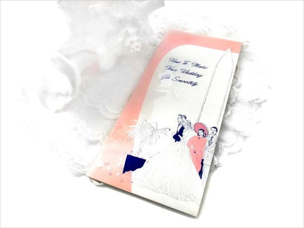1950%e2%80%99s wedding planner brochure