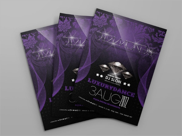 zerkalo club luxury flyer