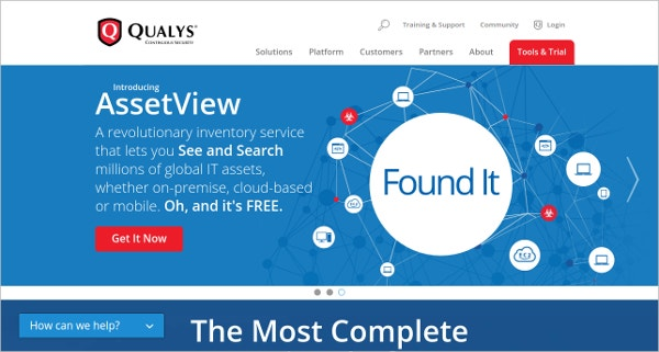 Qualys Continuous Security Tool