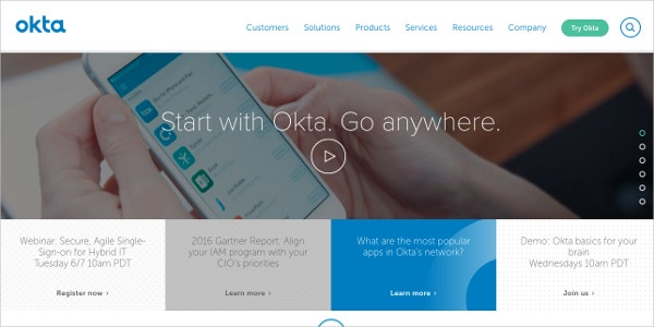 Okta Cloud Security Tool
