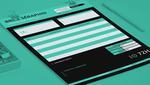 53+ Quotation Templates - PDF, DOC, Excel | Free & Premium
