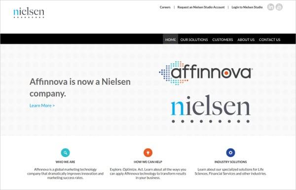 Affinnova Predictive Analytics Tool