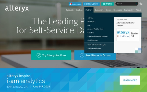 Alteryx Predictive Analytics