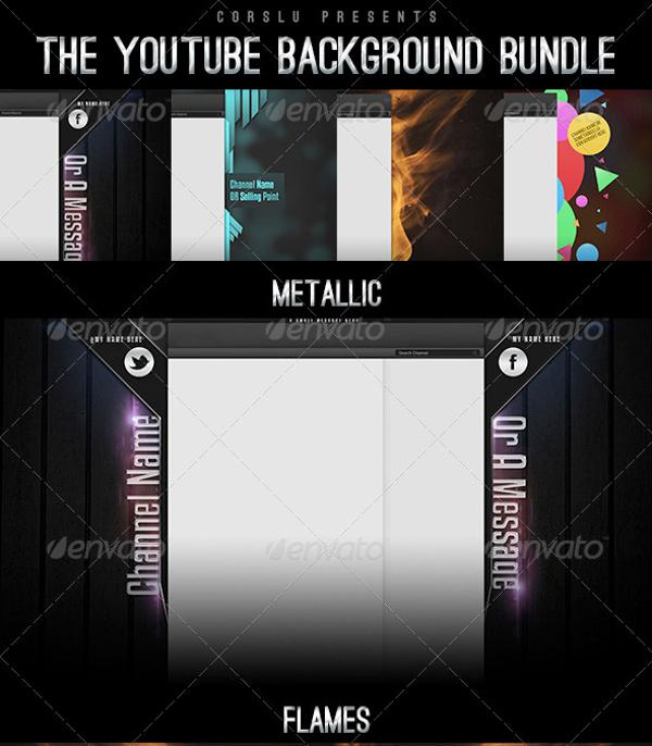 the youtube background bundle