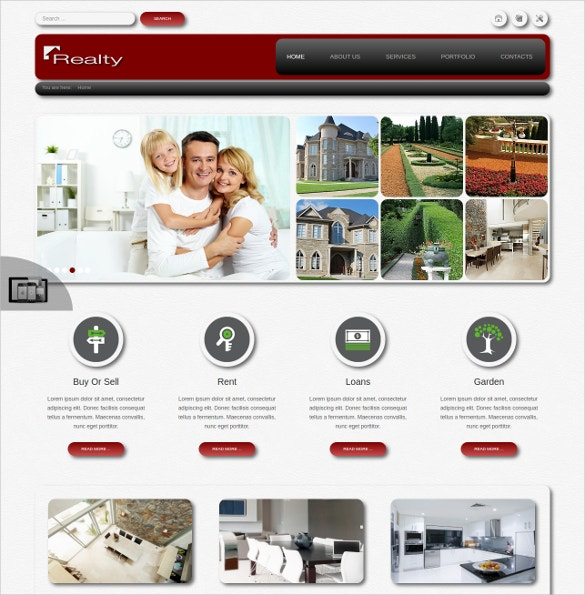 Amazing Business RealtorJoomla Website Theme $29