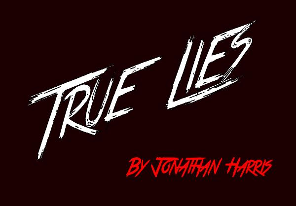 True Lies Font