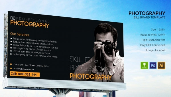 16   photography templates  u0026 designs