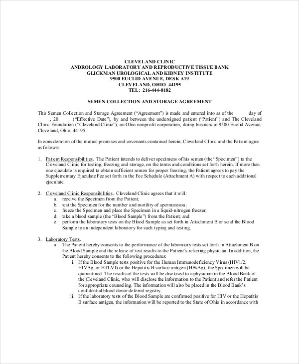 Patient Confidentiality Agreement – 10 Free Word PDF