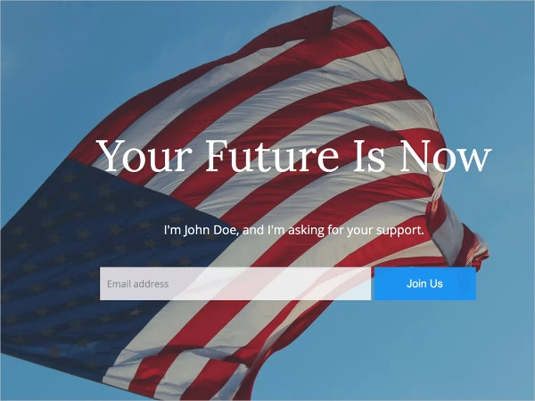 featured image patriotic wordpress theme