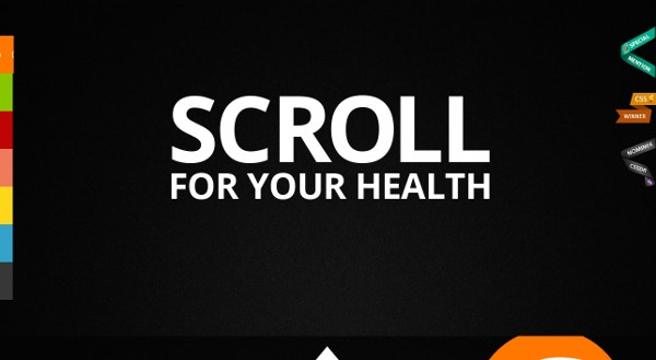 Scroll for your Health