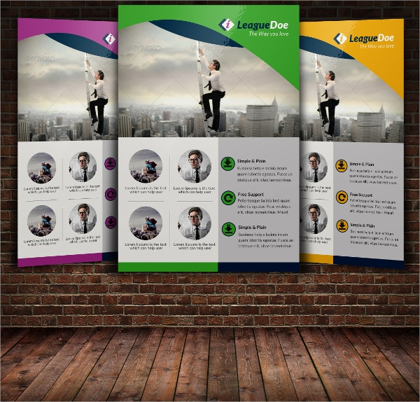 recruitment agency flyer template