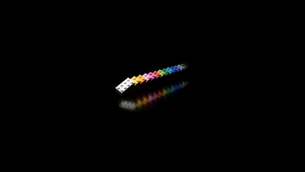 Black Colorful Square Background Download