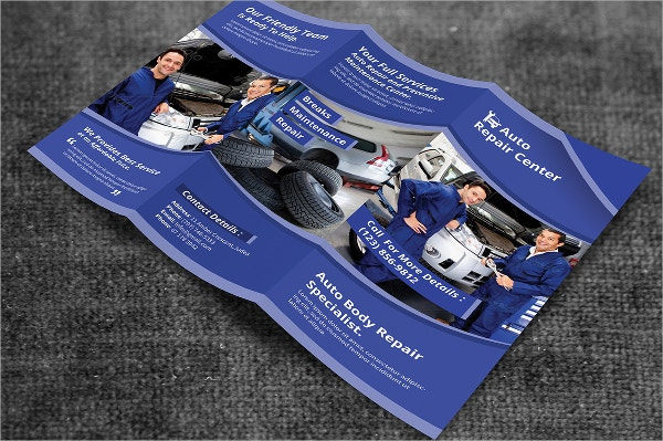 16 automotive brochure templates free psd ai eps for Car brochure template