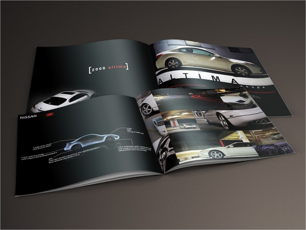 brand automotive features brochure