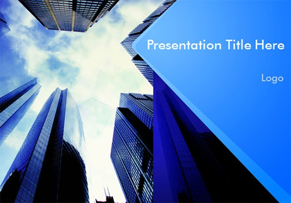corporate finance microsoft powerpoint template