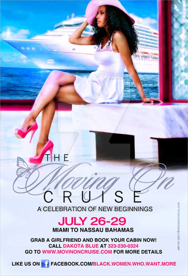 Moving On Cruise Flyer