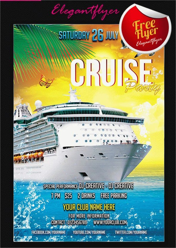 Cruise Party Free Flyer