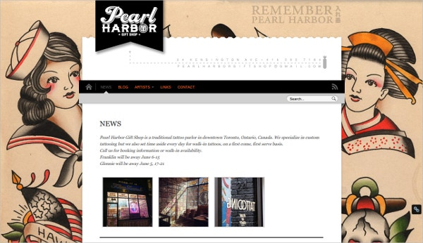 Pearl Harbor Gift Shop