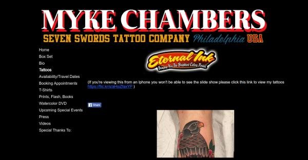 Myke Chamber