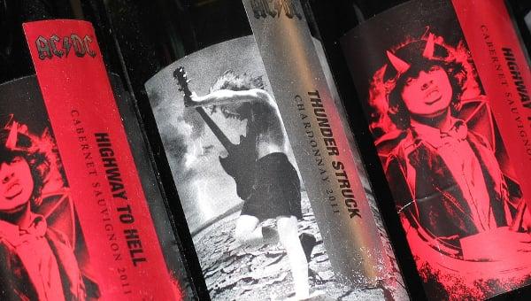 bottle label templates