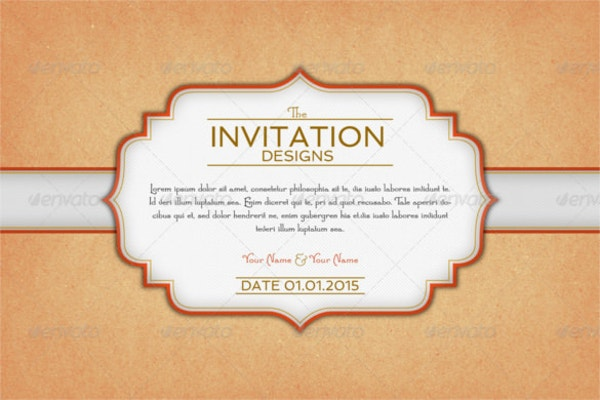 10 Unique Wedding Invitation Card Backgrounds