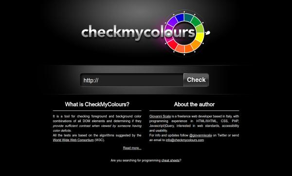 checkmycolours