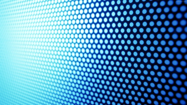 Background Blue Technology Wallpapers for Desktop
