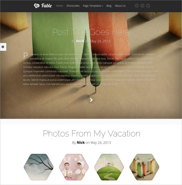 Premium Multipurpose Custom WordPress Theme