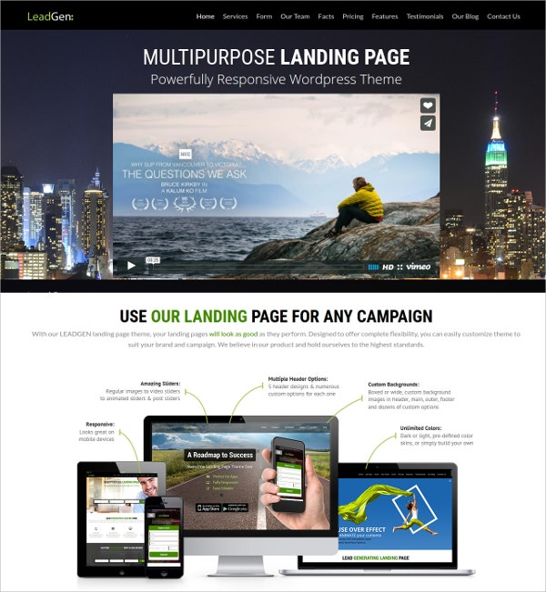 multipurpose wordpress landing page theme 39