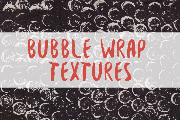 Bubble Wrap Textures