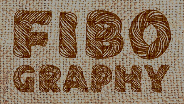 9  rope font