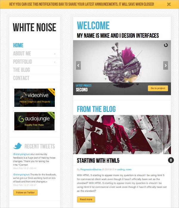 Designer Photography Responsive WordPress Theme $44