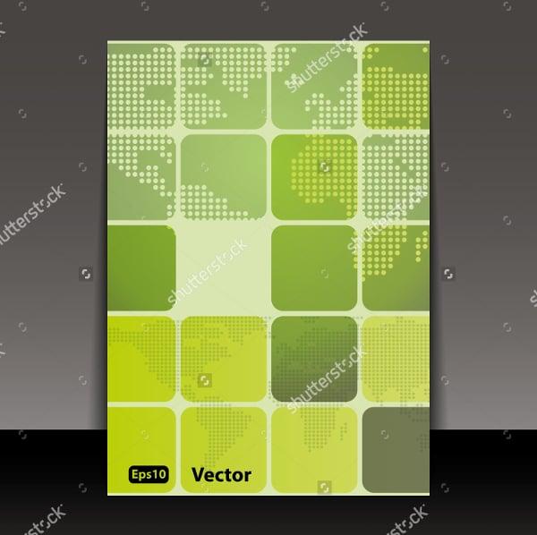 Flyer or Cover Design Leaflet Template
