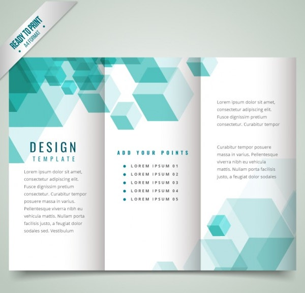 21 Beautiful Examples Of Evergreen Leaflet Designs For