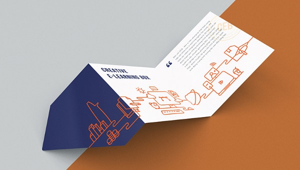 22  beautiful examples of evergreen leaflet designs for