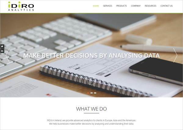 Idiro SNA Plus Social Network Tool