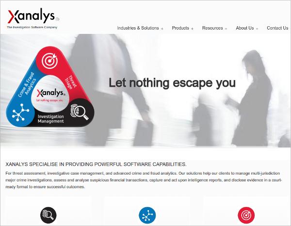 Xanalys Link Explorer Social Network Analyser