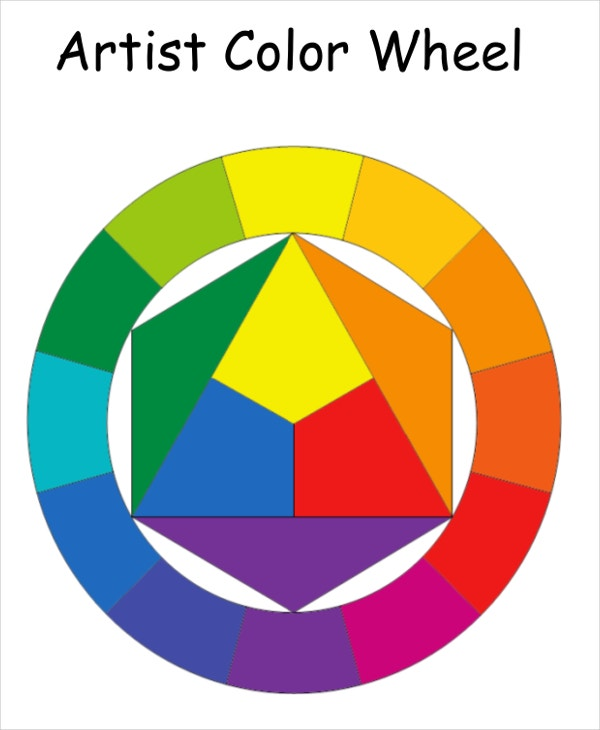 Wheel Color Chart