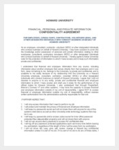 Example Salary Human Resources Confidentiality Agreement