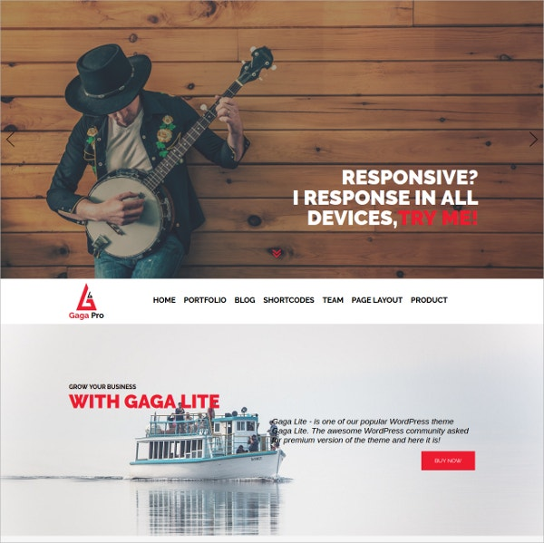 premium portfolio wordpress one page theme 48