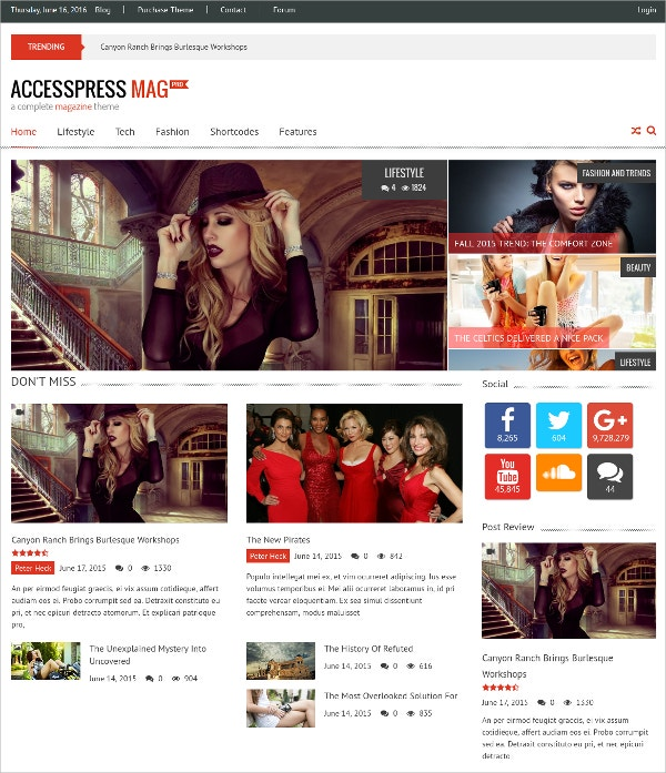 modern online magazine wordpress theme 571