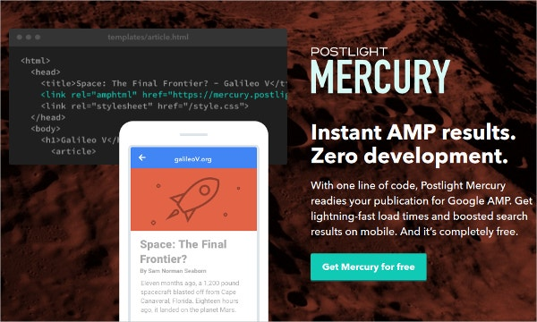 mercury postlight