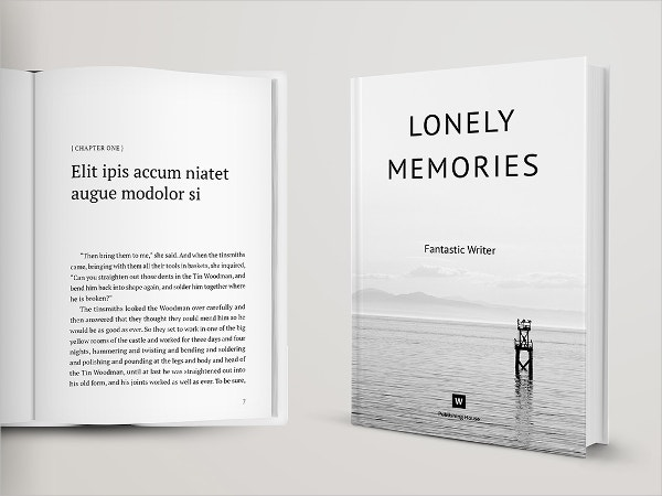 16 book templates free psd ai eps format download for Poetry booklet template