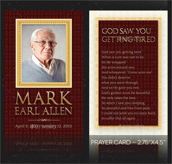 Legacy Funeral Stationery Template Set