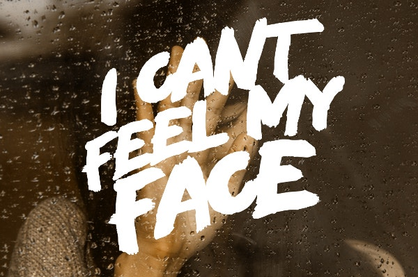 Bold Face Typeface Free
