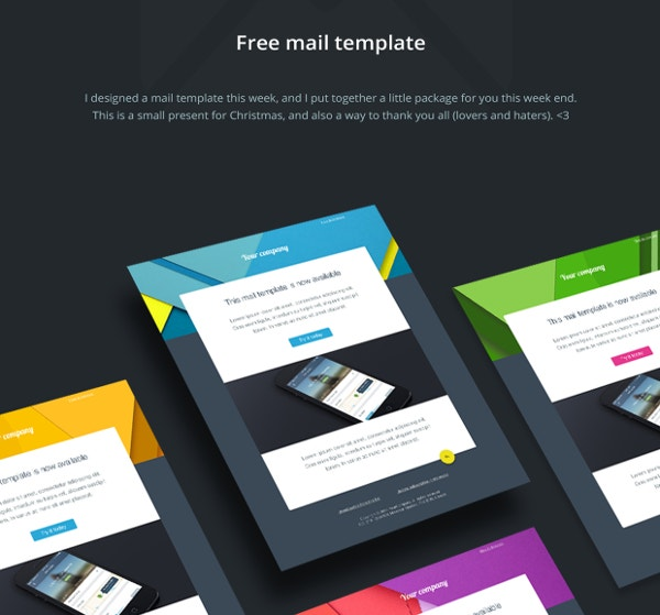 Top 15 Amazing Business Newsletter Templates To Download For Free