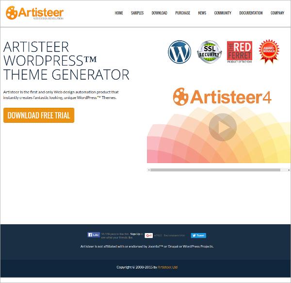 Artisteer Builder