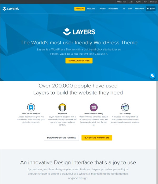 LayersWP Builder