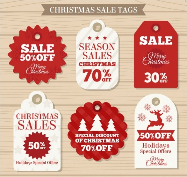 Sale Labels Template