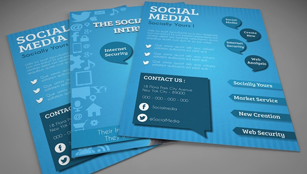 socialmediaflyers